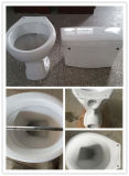 BRITISCHE Marke Twyford Arbeitskarte-gesundheitliche Ware-zweiteilige Toilette