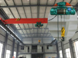 Werkstatt-Gebrauch-einzelner Träger-Laufkran mit elektrischer Hebevorrichtung