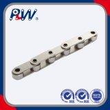 ステンレス鋼の空Pinのローラーの鎖