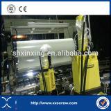 Extrusora de folha Multi-Layer do animal de estimação do ABS do PE PMMA do PVC do plástico