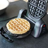 110V Home Kitchen Appliance Baking Machine Belgien Waffle Maker