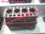 Цилиндровый блок двигателя тележки