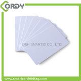 18000-6C l'iso in bianco di frequenza ultraelevata RFID carda per il sistema di lealtà