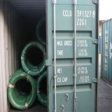 Dehnbarer galvanisierter Stahldraht 1.57mm-5.00mm