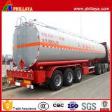 Tri Axle 50000 топливного бака Semi тележки трейлера литров топливозаправщика газолина