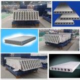 Máquina de molde de pouco peso do painel de parede da eficiência elevada de Tianyi