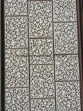 Выбитая панель стены PU листа металла