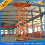 1.5m 2 Ton Hydraulic Scissor Lift