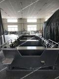 Grande crogiolo materiale di lega di alluminio per pesca