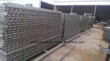 Гальванизированная стальная загородка плавательного бассеина