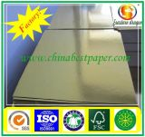 OURO / PRATA Papel de papelão e papel de especialidade