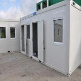 Расширяемый дом контейнера плоского пакета для комплекса лагеря (KXD-03)