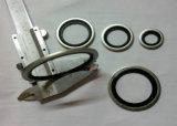 Резиновый кольцо v, колцеобразное уплотнение, кольцо x, кольцо Weck сделанное с NBR, Fluorubber, силикон etc.