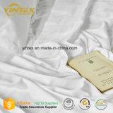 375 Tc 100% de Organische Reeks van het Blad van het Bed van de Kleur van de Katoenen Luxe van het Satinet Stevige Zachte