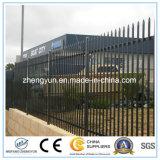 鋼線の網の錬鉄の塀