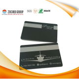 Cartão plástico da garantia do cartão magnético livre do VIP RFID da qualidade do projeto