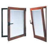 Qualitäts-hölzernes plattiertes Aluminiumfenster für Landhaus