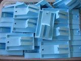 El plástico parte la fabricación