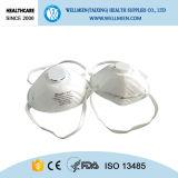 Maschera di protezione respirante della mascherina di Repirator della polvere di Niosh N95