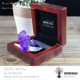 Hongdao modificó el rectángulo de regalo para requisitos particulares de madera para el _E del anillo de la joya