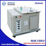 Fonte de alimentação de alta tensão 6kW do soldador do feixe de elétron 150kV EB-380-6kW-150kV-F30A-B2kV