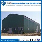 China-niedriger Preis-helles Stahlvorfabriziertgebäude für Afrika