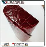 Caja óptica de cristal Eyewear del envase de cristal de Sun del caso de EVA de la lente del espectáculo de la caja del metal de los vidrios del hierro de aluminio del rectángulo (HXX12b)