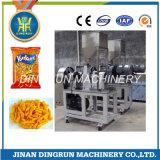 내뿜어진 옥수수 지팡이 cheetos niknak kurkure 기계