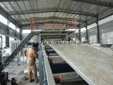 Chaîne de production de marbre artificielle de panneau de PVC