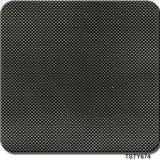 Tsautop Hotting продавая печать Tsty005 Aqua пленки пленок печатание перехода воды волокна углерода ширины 0.5m/1m гидрографическую