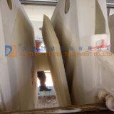La prensa de filtro completamente automática de membrana del compartimiento con abierto/cerró el líquido filtrado