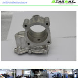 Части изготовленный на заказ металла CNC подвергая механической обработке