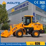 販売のための1200kgの低価格小さい小型Payloader 926