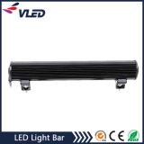 """20 """" 126W 10080lm Dual barra clara Offroad do diodo emissor de luz das fileiras"""