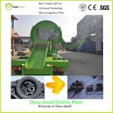 O ambiente longo da garantia protege o pneu que recicl a máquina para a venda