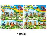 El juguete vendedor caliente de la novedad, juguete del muchacho, muñeca plástica juega (1011511)