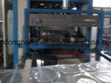 Máquina plástica de Thermoforming da bandeja da placa do recipiente de alimento