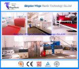 De Installatie van de Machine van het Tapijt van de Mat van het Kussen van pvc, de Mat die van de Rol van de Auto van pvc de Installatie van Machines maken