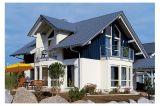 Casas prefabricadas de la estructura de acero del envase prefabricado del edificio