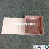 Caja de embalaje plegable del regalo de papel de la alta calidad con el encierro del imán