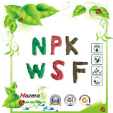 20-10-30 100% fertilizantes de la solubilidad NPK con los oligoelementos del EDTA