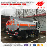 Gesamtbrennstoffaufnahme-Tanker-LKW des gewicht-7.4tons für Verkauf