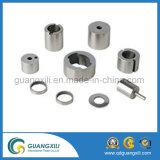 Aluminium kundenspezifische verschiedener Form-Nickel-Kobalt-Alnico-permanente Magneten