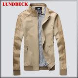 人の方法冬のコートのための最もよい販売法PUのジャケット