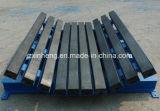 Base do impato do transporte com componentes do transporte da barra/correia do impato