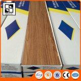 vinyle propre de plancher de PVC d'enduit UV extérieur gravé en relief par 4mm