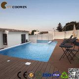 WPC hohles Swimmingpool-Plattform-Fußbodenbelag- (TW-02)