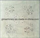 Máquina grabada impresa servilleta de la carpeta de la servilleta de la máquina Glcj-F700