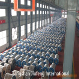 Gebildet China-betriebsbereites auf Lager JIS G3302/3312 strich galvanisierte Ringe vor