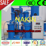 Sistema da purificação do óleo de lubrificação do vácuo, petróleo que recicl a máquina